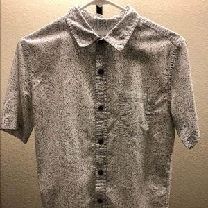 On the Byas Short Sleeve ButtonUp Shirt